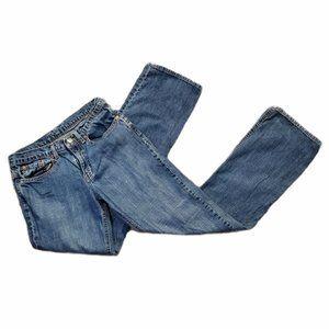 RALPH LAUREN Boot Cut Jeans Size 4